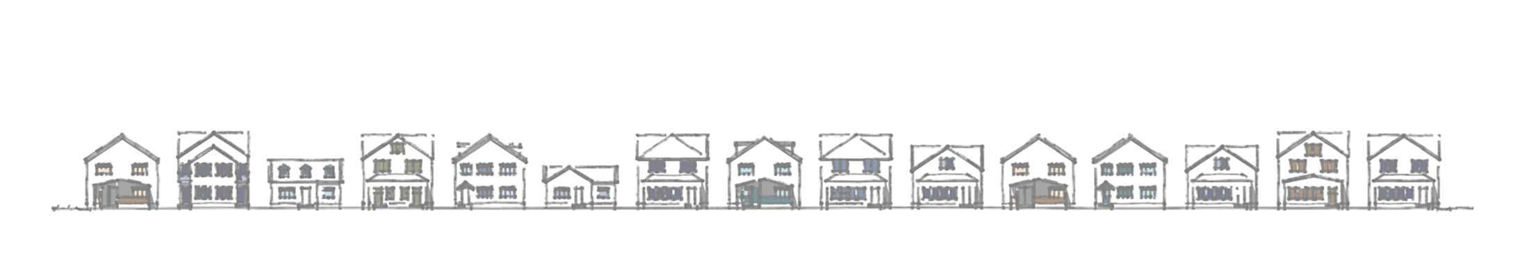 Elevation rendering of Interior 1