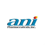 Logo for ANI Pharmaceuticals Inc.
