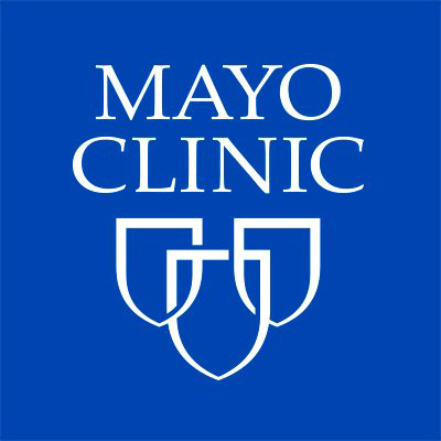 Company logo for Mayo Clinic