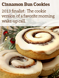 Cinnamon Buns Cookies