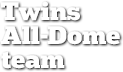 Twins All-Dome team