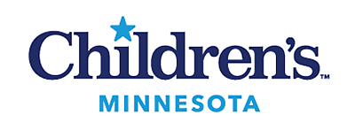 Company logo for Children's Minnesota