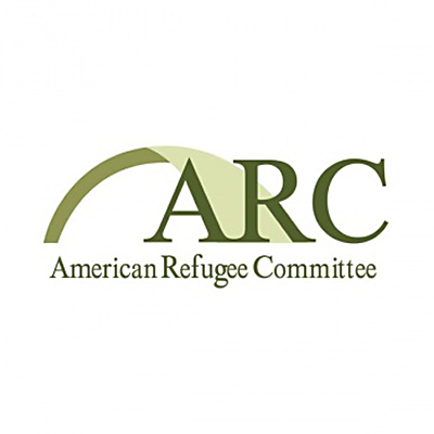 Company logo for American Refugee Committee