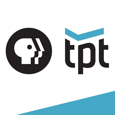 Company logo for Twin Cities Public Television