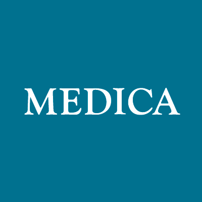 Company logo for Medica