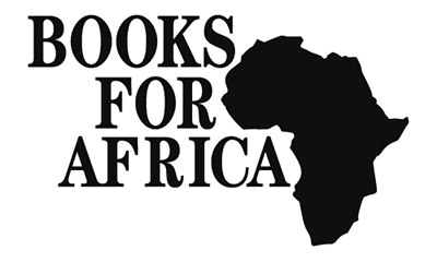 Company logo for Books For Africa