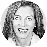 Headshot of Karen L. Parkhill, EVP, CFO